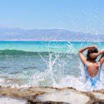 Mermaid off duty | Chrysi Island