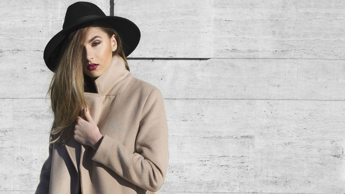 Last Minute Couture, Luana Codreanu, All The Vivids, enslucas, street style, camel coat, ripped jeans, Gino Rossi, Answear, H&M wool hat, trends, winter, fashion, style, fashion blogger, popular, cool, 2016, ootd, outfit, style blogger