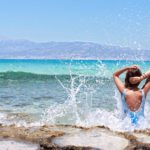 Mermaid off duty | Chrysi Island