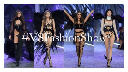 Last Minute Couture, Luana Codreanu, Victoria's Secret, 2016, Paris, Luxury, Lingerie, silk, Kylie Jenner, Gigi Hadid, Bella Hadid, new collection, fashion show, models, runway, beauty